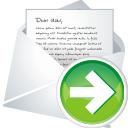 forward, new, mail, вперед, стрелка вправо, новое письмо, почта