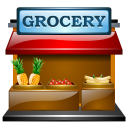 grocery, shop, 256