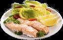 жареная рыба, лимон, листья салата, помидор, рыбное блюдо, fried fish, lemon, lettuce, tomato, fish dish, gebratene fisch, zitrone, salat, tomaten, fischgericht, poissons, citron, laitue, plat de poisson frit, pescado frito, limón, lechuga, plato de pescado, pesce fritto, limone, lattuga, pomodoro, piatto di pesce, peixe frito, limão, alface, tomate, prato de peixe