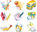 школьные принадлежности, карандаш с ластиком, образование, школьный автобус, баскетбол, баскетбольный щит, спорт, скрипка, музыка, расписание, настольная лампа, книга, блокнот, школа, school supplies, pencil with eraser, education, alarm clock, school bus, basketball shield, violin, music, schedule, book, desk lamp, school, schulbedarf, bleistift mit radiergummi, bildung, wecker, schulbus, basketball schild, basketball, violine, musik, notebook, zeitplan, buch, schreibtischlampe, schule, fournitures scolaires, crayon avec gomme, éducation, réveil, autobus scolaire, bouclier de basket-ball, basket-ball, sports, violon, musique, cahier, calendrier, livre, lampe de bureau, école, útiles escolares, lápiz con goma de borrar, educación, reloj despertador, autobús escolar, escudo de baloncesto, baloncesto, deportes, violín, cuaderno, horario, lámpara de escritorio, escuela, materiale scolastico, matita con gomma, educazione, sveglia, scuolabus, scudo basket, pallacanestro, sport, musica, quaderno, programma, libro, lampada da tavolo, scuola, material escolar, lápis com borracha, educação, despertador, ônibus escolar, escudo de basquete, basquete, esportes, violino, música, caderno, agenda, livro, lâmpada de mesa, escola, шкільне приладдя, олівець з гумкою, освіта, будильник, шкільний автобус, баскетбольний щит, музика, розклад, настільна лампа, книжка