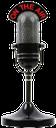старинный микрофон, ретро микрофон, микрофон на стойке, студийный микрофон, устройство для записи звука, профессиональный микрофон, микрофон с табличкой в эфире, микрофон для радиостанции, a vintage microphone, a retro microphone, a microphone on a stand, a studio microphone, a sound recorder, a professional microphone, a microphone with a sign on the air, a microphone for a radio station, vintage-mikrofon retro-mikrofon, mikrofon auf dem stand, studio-mikrofon für tonaufnahmen, professionelle mikrofon, mikrofon mit einem schild in der luft, ein mikrofon für das radio, vintage microphone rétro microphone, microphone sur le stand, microphone de studio pour le matériel d'enregistrement sonore, microphone professionnel, microphone avec un signe dans l'air, un microphone pour la radio, micrófono de la vendimia retro micrófono, micrófono en el soporte, micrófono de estudio para los equipos de grabación de sonido, micrófono profesional, micrófono con un cartel en el aire, un micrófono para la radio, microfono d'epoca retro microfono, microfono sul cavalletto, microfono da studio per apparecchi registrazione suono, microfono professionale, microfono con un segno in aria, un microfono per la radio, microfone do vintage microfone retro, microfone no stand, microfone de estúdio para equipamento de gravação de som, microfone profissional, microfone com um sinal no ar, um microfone para o rádio