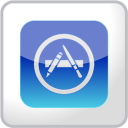 apple app store vector icon