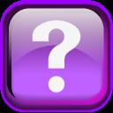 violet, question