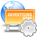 web advertising config