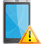 smart, phone, warning