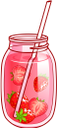 сок, банка сока, клубничный сок, клубника, напитки, juice, juice jar, strawberry juice, strawberry, drinks, saft, saftglas, erdbeersaft, erdbeere, getränke, jus, pot de jus, jus de fraise, fraise, boissons, jugo, jarra de jugo, jugo de fresa, fresa, succo, barattolo di succo, succo di fragola, fragola, bevande, suco, suco jarra, suco de morango, morango, bebidas, сік, банка соку, полуничний сік, полуниця, напої