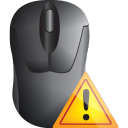 mouse, warning