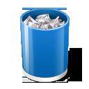 dustbin, bin, trash can, trash, delete, мусорная корзина, мусорное ведро, мусор, удалить