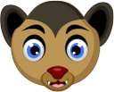 животные, тасманский дьявол, голова животного, animals, tasmanian devil, the head of an animal, tiere, tasmanischer teufel, der kopf eines tieres, animaux, diable de tasmanie, la tête d'un animal, animales, demonio de tasmania, la cabeza de un animal, animali, diavolo della tasmania, la testa di un animale, animais, diabo da tasmânia, a cabeça de um animal, тварини, тасманський диявол, голова тварини