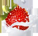 фрукты в молоке, фруктовый йогурт, брызги молока, ягоды в молоке, клубника, fruit in milk, fruit yogurt, spray of milk, berries in milk, strawberries, früchte in milch, fruchtjoghurt, milchspray, beeren in milch, erdbeeren, fruits au lait, yaourt aux fruits, spray de lait, baies au lait, fraises, fruta en leche, yogurt de fruta, spray de leche, bayas en leche, fresas, frutta nel latte, yogurt alla frutta, spruzzi di latte, bacche nel latte, fragole, фрукти в молоці, фруктовий йогурт, бризки молока, ягоди в молоці, полуниця