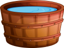 деревянное ведро, ведро для бани, ведро для воды, wooden bucket, bath bucket, water bucket, holzeimer, badeeimer, wassereimer, seau en bois, seau de bain, seau d'eau, cubo de madera, cubo de baño, cubo de agua, secchio di legno, secchio da bagno, secchio d'acqua, balde de madeira, balde de banho, balde de água, дерев'яне відро, відро для лазні, відро для води