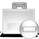 briefcase delete