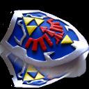 hylian shield 3 d reflect