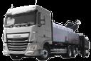 daf, даф, грузовой автомобиль с прицепом, автомобильные грузоперевозки, голландский грузовик, грузовик с кузовом, грузовик с манипулятором, строительная техника, truck with trailer, trucking, dutch truck, truck with body, truck with manipulator, construction machinery, lkw-anhänger, lkw-transport, niederländische lkw, lkw-karosserie, lkw mit manipulator, baumaschinen, camion remorque, camion, camion néerlandais, corps de camion, avec manipulateur, machines de construction, camión remolque, camiones, camión holandés, la carrocería del camión, camión con manipulador, maquinaria de construcción, camion rimorchio, autotrasporti, camion olandese, il corpo del camion, camion con manipolatore, macchine edili, caminhão de reboque, caminhões, caminhão holandês, o corpo do caminhão, caminhão com manipulador, máquinas de construção, серый