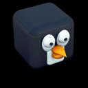 cubed, penguin, квадратный, пингвин