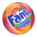 fanta blood orange