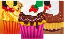 кекс, пирожное, cake, kleiner kuchen, kuchen, petit gâteau, gâteau, magdalena, cupcake, torta, queque, bolo