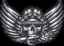 череп, человеческий череп, мотоциклетная эмблема, череп с крыльями, крылья, skull, human skull, motorcycle emblem, skull with wings, wings, schädel, menschlicher schädel, motorrademblem, schädel mit flügeln, flügel, crâne, crâne humain, emblème de la moto, crâne avec des ailes, ailes, cráneo, cráneo humano, emblema de la motocicleta, cráneo con alas, alas, teschio, teschio umano, emblema motociclistico, teschio con ali, ali, crânio, crânio humano, emblema da motocicleta, crânio com asas, asas, людський череп, мотоциклетна емблема, череп з крилами, крила