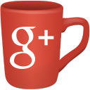 social, media, icons, coffee, cups, set, 512x512, 0003, google+