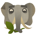 evernote, application, app, эверноут, записки, bookmarks, слон, elephant, animal, животное