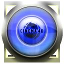 classic blue cinema 4d