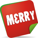 merry, note