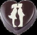 шоколадное сердце, любовь, поцелуй, коричневый, chocolate heart, love, kiss, brown, schokolade herz, liebe, kuss, braun, coeur de chocolat, amour, baiser, brun, corazón de chocolate, beso, marrón, cuore di cioccolato, amore, bacio, marrone, coração de chocolate, amor, beijo, marrom