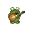 pocket guitar, music, guitar, музыка, гитара
