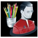 иконки профессии, graphic, icons profession, artist, beruf icons, webdesigner, icônes profession, concepteur, iconos profesión, diseñador, diseñador de páginas web, icone professione, designer, ícones profissão, desenhista, web designer, іконки професії, дизайнер, веб дизайнер, художник