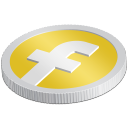s icons, social media icons, coin, set, 512x512, 0000, facebook
