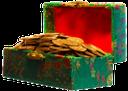 шкатулка с монетами, открытая шкатулка, зеленая шкатулка, box with coins, open box, box mit münzen, offener kasten, green box, boîte avec des pièces de monnaie, boîte ouverte, la boîte verte, caja con monedas, caja abierta, caja verde, casella con le monete, scatola aperta, scatola verde, caixa com moedas, caixa aberta, caixa verde