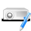 projector write