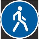 дорожные знаки, предписывающие знаки, дорожка для пешеходов, road signs, mandatory signs, paths for walkers, verkehrszeichen, gebotszeichen, wege für wanderer, panneaux routiers, signes obligatoires, les chemins pour les marcheurs, señales de tráfico, señales obligatorias, senderos para caminantes, cartelli stradali, insegne obbligatori, sentieri per gli escursionisti, sinais de trânsito, sinais obrigatórios, caminhos para os caminhantes