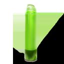 hairspray 128x128 green