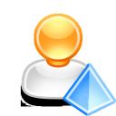 user pyramid
