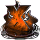 x fire orange