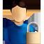 user, lock