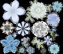 цветы, искусственные цветы, голубые цветы, flowers, artificial flowers, blue flowers, blumen, künstliche blumen, blaue blüten, fleurs, fleurs artificielles, fleurs bleues, flores artificiales, flores azules, fiori, fiori artificiali, fiori blu, flores, flores artificiais, flores azuis, квіти, штучні квіти, блакитні квіти