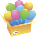 воздушный шарик, inflatable balloon, повітряна кулька, надувной шарик, разноцветные воздушные шары, праздник, подарочная коробка, balloon, colorful balloons, holiday, gift box, bunte luftballons, feiertag, geschenkkarton, ballon, ballons colorés, vacances, boîte-cadeau, globo, globos de colores, vacaciones, caja de regalo, palloncino, palloncini colorati, vacanza, regalo, balão, balões coloridos, feriado, caixa de presente, надувна кулька, різнокольорові повітряні кулі, свято, подарункова коробка