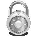 padlock, 128, dis