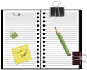 блокнот, карандаш, школа, канцелярия, notepad, pencil, school, office, notizbuch, bleistift, schule, büro, bloc-notes, crayon, école, bureau, cuaderno, lápiz, escuela, oficina, taccuino, matita, scuola, ufficio, caderno, lápis, escola, escritório, олівець, канцелярія