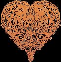 узорное сердце, patterned heart, візерункове серце, цветочные узоры, floral patterns, gemusterte herzen, blumenmuster, coeur à motifs, des motifs floraux, corazón estampado, motivos florales, modellato cuore, motivi floreali, coração modelado, padrões florais, квіткові візерунки