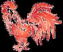 птица, петух, год огненного петуха, петух png, bird, rooster, rooster year, fire, png cock, vogel, hahn, hahn jahr, feuer, png hahn, oiseau, coq, année de coq, le feu, coq png, pájaro, año del gallo, el fuego, el gallo png, uccello, gallo, anno gallo, il fuoco, cazzo png, pássaro, galo, ano do galo, fogo, png pau, красный