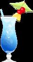 коктейль, напиток, алкоголь, лимон, вишня, синий, lemon, cherry, blue, getränk, alkohol, zitrone, kirsche, blau, boisson, citron, cerise, bleu, cóctel, alcohol, limón, cereza, cocktail, drink, alcool, limone, ciliegia, blu, coquetel, bebida, álcool, limão, cereja, azul, напій, синій