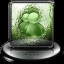 classic green msn messenger