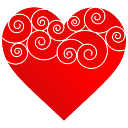 heart icons 09