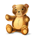 teddy, by, artdesigner.lv