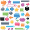 веб элементы, кнопки, web elements, buttons, web-elemente, schaltflächen, éléments web, des boutons, elementos de la web, los botones, elementi di web, pulsanti, elementos da web, botões, веб елементи