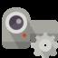 videocamera, gear