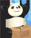 животные, панда, медведь, бамбуковый медведь, большая панда, подарок, картонная коробка, праздник, animals, bear, bamboo bear, big panda, gift, cardboard box, holiday, tiere, bär, bambusbär, großer panda, geschenk, pappschachtel, urlaub, animaux, ours, ours en bambou, grand panda, cadeau, boîte en carton, vacances, animales, oso, oso de bambú, caja de cartón, vacaciones, animali, orso, orso di bambù, grande panda, regalo, scatola di cartone, vacanza, animais, panda, urso, urso de bambu, panda grande, presente, caixa de papelão, férias, тварини, ведмідь, бамбуковий ведмідь, велика панда, подарунок, картонна коробка, свято